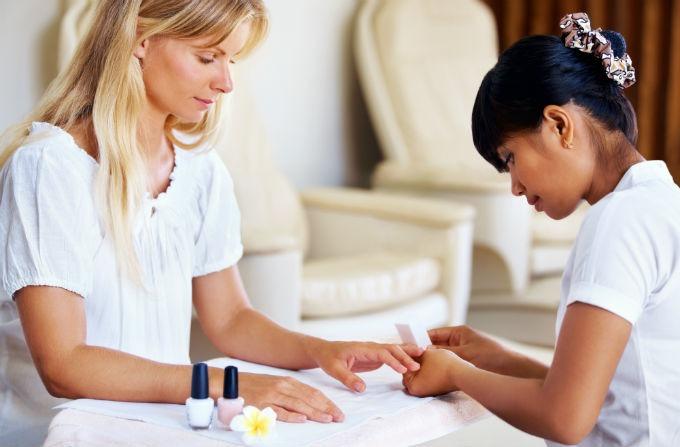 Manicure é profissão que está em alta