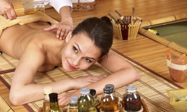 Seis tipos de massagem para aliviar o stress