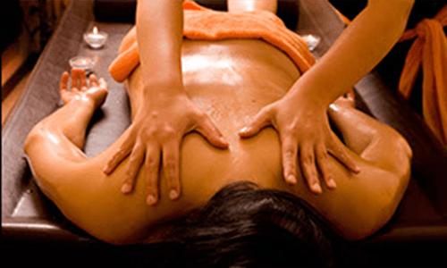Técnicas Orientais de Massagem