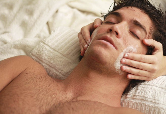 Homens apostam em tratamentos estéticos