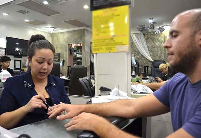 Homens se preocupam mais em cuidar das unhas