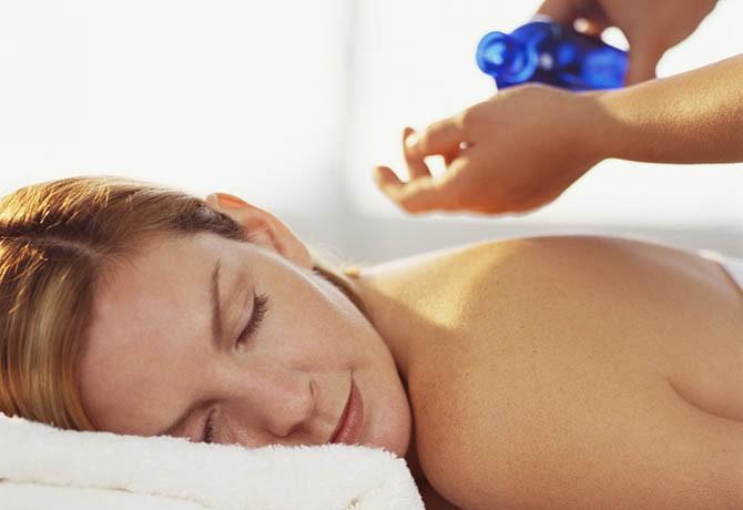 Massagem e Aromaterapia