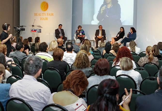 Congresso de Tricologia e Terapia Capilar na Beauty Fair 2014