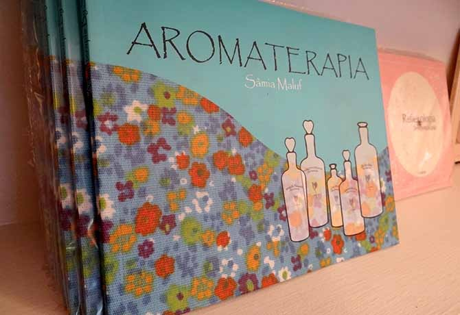 Aromaterapia Um sonho realizado