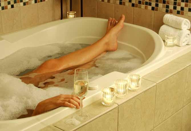 Que tal tomar um banho de energia positiva para esperar o novo ano