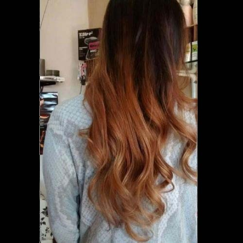 Ombre Hair - Andressa Atelli