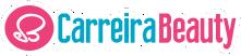Logo Carreira Beauty – Fundo Preto